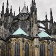 St. Vitus Cathedral — Stock Photo #25307473