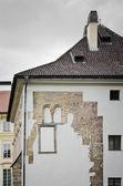 House In Prague — Stock Photo