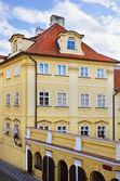Дом в Праге — Стоковое фото