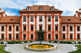 Troja Palace — Stock Photo