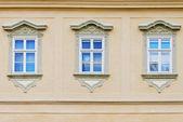 Three Windows — Stock Photo