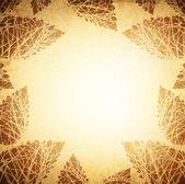 Vintage Leaf Background — Stockvector