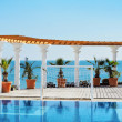 Resort Pool — Stockfoto