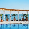 Resort Pool — Stock Photo