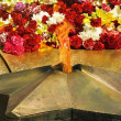 The Eternal Flame — Stock Photo