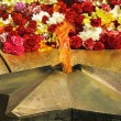 The Eternal Flame — Foto Stock