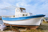 Motor Boat — Stock Photo
