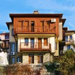 House In Sozopol — Stock Photo