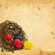 Vintage Easter — Stock Photo