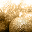 Golden Balls — Stock Photo