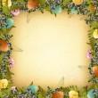 Vintage Easter Background — Stock Vector #39089609