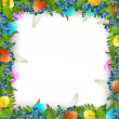 Easter Frame — Stock Vector #39089849