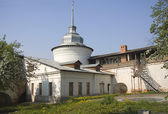 Arquitectura antigua de la ciudad de yaroslavl — Foto de Stock