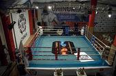 тайский бокс борьба клуб осьминог — Стоковое фото
