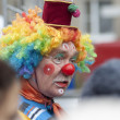 Stock Photo: Clown Puzik, I.Somov