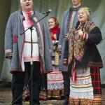 Постер, плакат: Russian folk ansamble Lenok