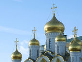 Annunciation Cathedral in Moscow — Stock Photo