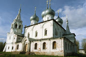 Cathedral of the Exaltation of the Holy Cross — Stock Photo