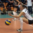 V. Kuzyakina (8) miss a ball - Stock Photo