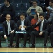 Stock Photo: Coaches of Kayseri Kaski spor team