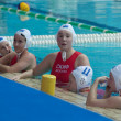 Waterpolo. Skif team. — Stock Photo #22921454