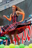 Viva-Dance — Stock Photo