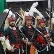 Stock Photo: Turkish soldiers 1572