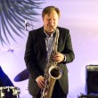 Igor Butman and saxophone — Stock Photo #38594815