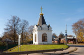 Chapel in memory of Victory in 1812 — Stockfoto