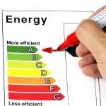 Energy efficiency — Stock Photo #17010513
