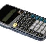 Scientific calculator — Stock Photo #17010587