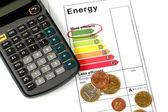 Energy efficiency — Stock Photo