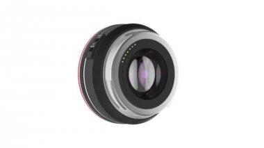 Lens — Stock Video