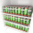 Beer cans — Stock Photo #28222457