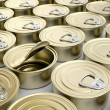 Tin cans — Stock Photo #28901099