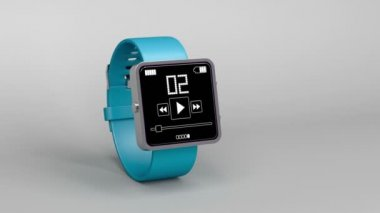 Smart watch — Stock Video