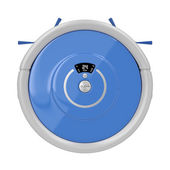 Robot vacuum — Stock Photo