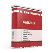 Antivirus software — Stock Photo