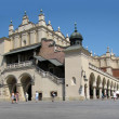 Stock Photo: Cloth Hall in Krakow (Poland)