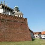 Fortress wall Vavel (Krakow, Poland) — Stock Photo #30064693