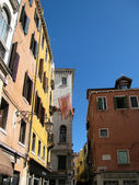 Street in Venice (Italy) — Stock Photo