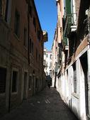 Street in Venice (Italy) — Stock Photo