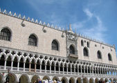 Doge's Palace (Venice, Italy) — Stock Photo