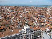 Panorama of Venice (Italy) — Stock Photo