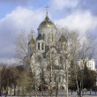 Stock Photo: Sergius Radonezhskiy Church, Russia