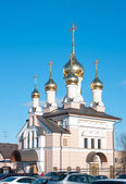 Chapel of Our Lady of Amaranthine Color, Russia — Stock Photo