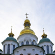 Saint Sofia cathedral (Kiev) — Stock Photo