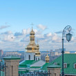 Monastery Kiev-Pechersk Lavra — Stock Photo