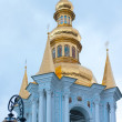 Bell Tower in Kyiv-Pechersk Lavra, Kyiv — Stockfoto