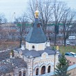 Church in Kiev-Pechersk Lavrmonastery in Kiev — Foto Stock #18634483
